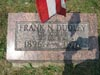 Dudley, Frank N., Troutwine Cem., Clinton Co., Ohio