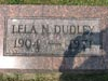 Dudley, Lela N., Troutwine Cem., Clinton Co., Ohio