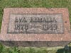 Remalia, Eva (Taylor), Troutwine Cem., Clinton Co., Ohio